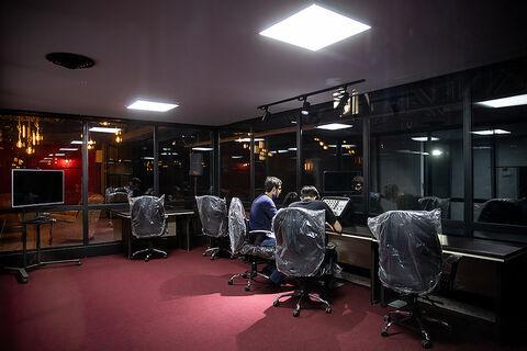 """Omid"" TV Studio was Inaugurated at Kanoon"