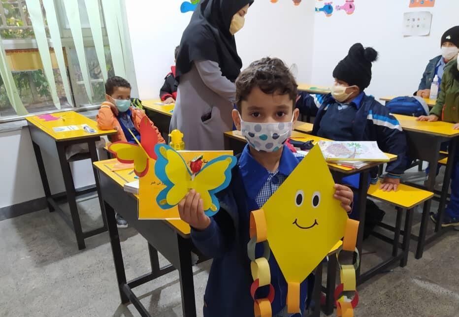 ویژه برنامه های فرهنگی هنری مرکز گالیکش در هفته ملی کودک