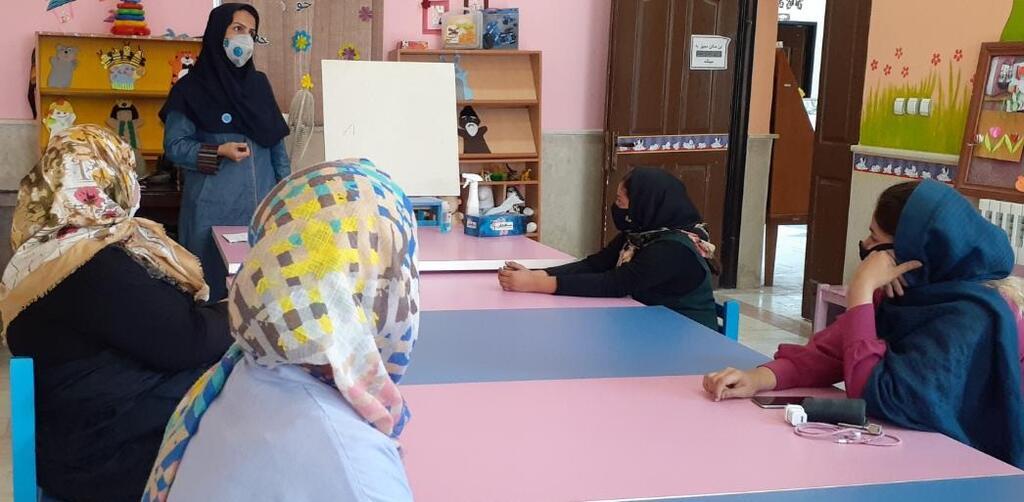روایت قصههای مربیان کانون بندرگز برای کودکان و نوجوانان