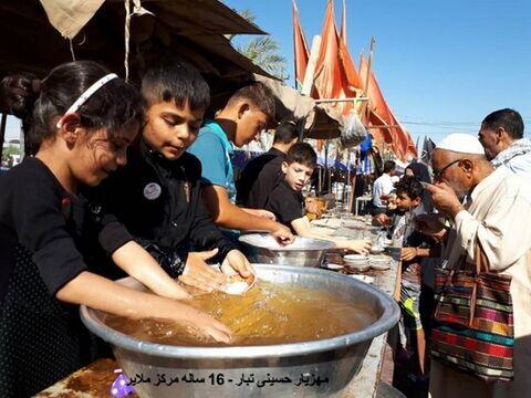 مهرواره عکس «بچههای اربعین» و «مهر و کودکی» استان همدان برگزار شد