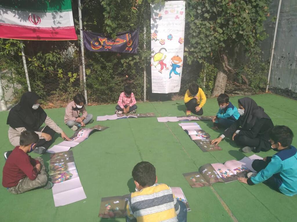 ویژه برنامههای کانون پرورش فکری کلاله در هفته ملی کودک