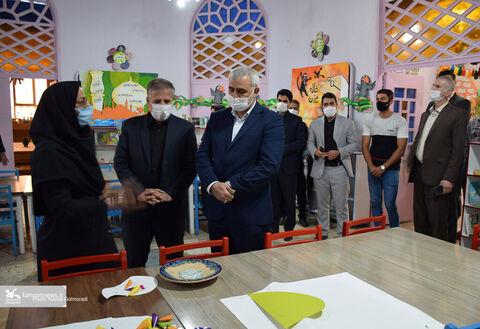 دیدار محمودوند نماینده مردم خرم آباد با کارکنان کانون لرستان