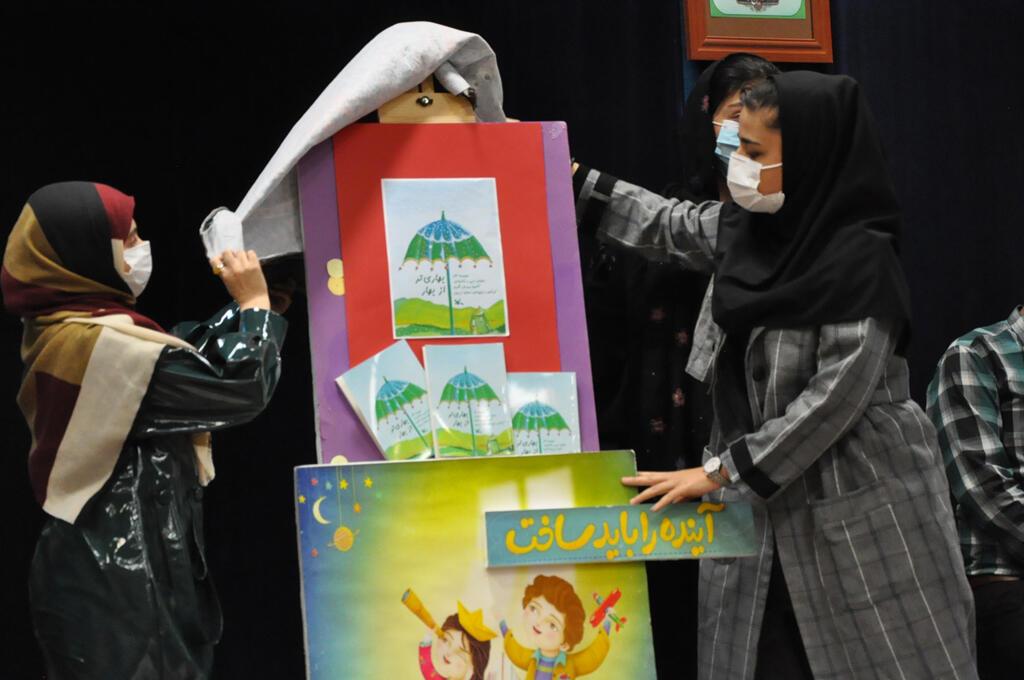 ویژهبرنامه بچههای اربعین به مناسبت روز جهانی کودک