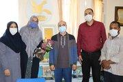 مربیان فعال کانون رفسنجان تقدیر شدند