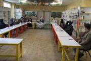 هفتمین جلسه شورای فرهنگی کانون آذربایجانغربی برگزار شد