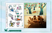 Kanoon Animations Received Three Awards from Isfahan Film Festival