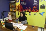 مشارکت مربیان کانون آذربایجان شرقی در دور جدید طرح پیک امید مجازی