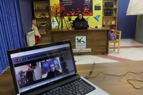 آغاز دومین مرحله کارگاههای تخصص برخط فرهنگی و هنری کانون پرورش فکری کودکان نوجوانان استان آذربایجان شرقی