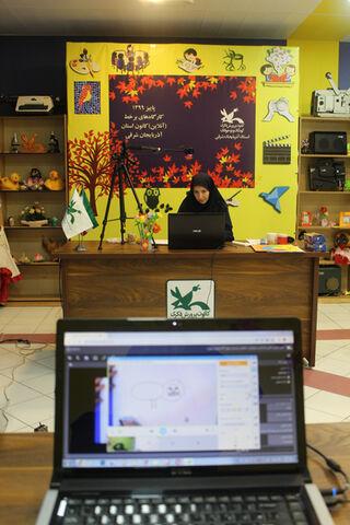 کارگاه آنلاین پاییز