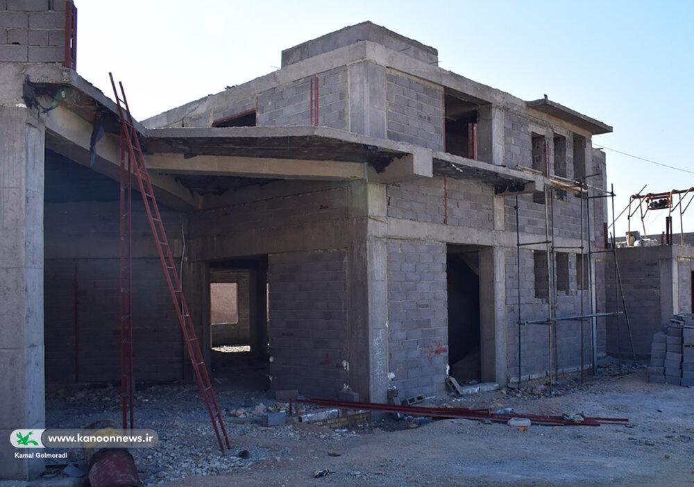 مرکز جدید کانون در خرم آباد 50 درصد رشد فیزیکی داشته است