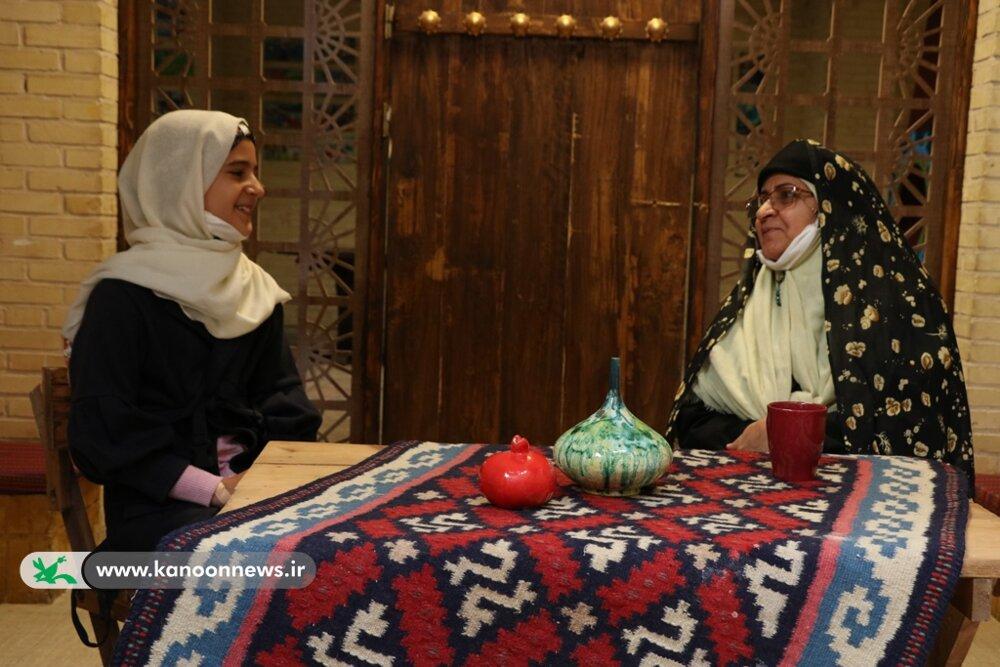 رفتوآمد قصهها در صدا و سیمای کرمان