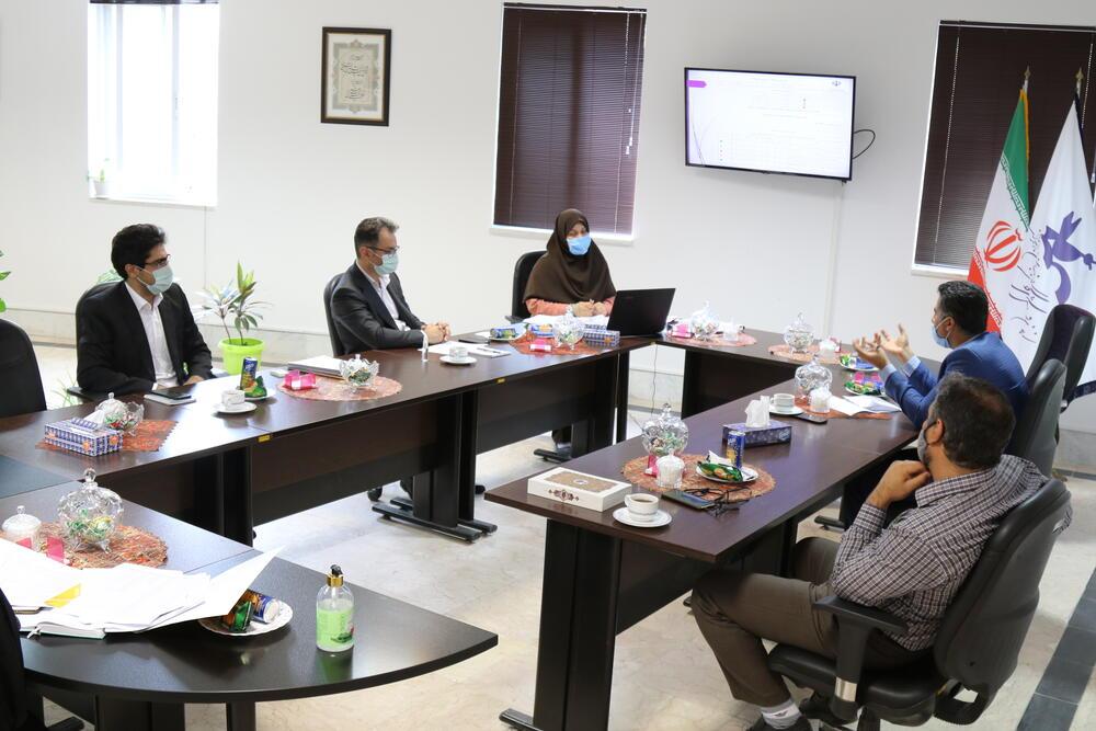 دومین جلسه کارگروه توسعه مدیریت کانون مازندران برگزار شد