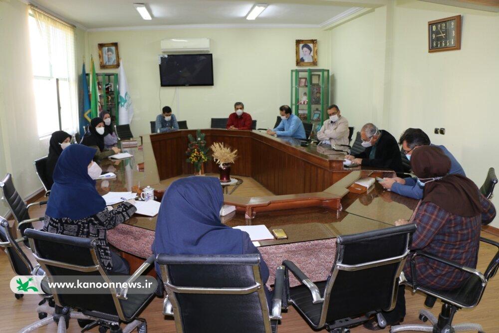 جلسه سلامت کارکنان در کانون فارس برگزار شد