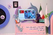 ۱۱۰ اثر در بخش بینالمللی مسابقه نقاشی دستهای پاک حائز رتبه برتر شدند