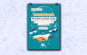 KetabNoush, Special Program of Book Week &  Book  Reading at Kanoon