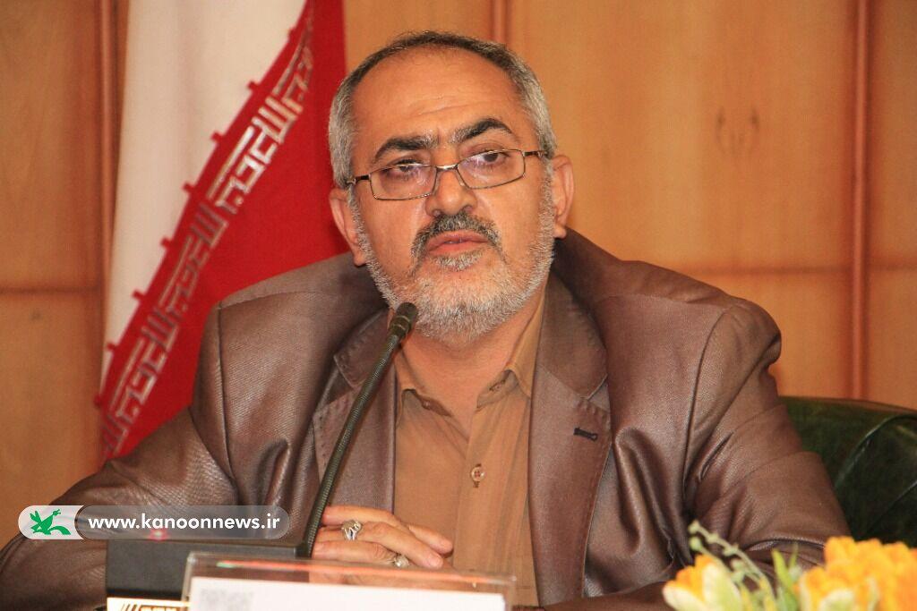 پیام سرپرست کانون فارس به مناسبت بیست و هشتمین هفتهی کتاب