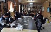 هشتمین نشست شورای فرهنگی کانون استان اردبیل برگزار شد