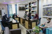 عملکرد شش ماهه اول سال ۱۳۹۹ کانون استان بوشهر تحلیل و ارزیابی شد