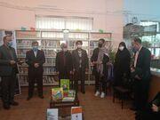 گرامیداشت هفته کتاب و کتابخوانی در کانون استان قزوین