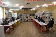 بررسی عملکرد ۶ ماهه کانون آذربایجان غربی در هشتمین جلسه شورای فرهنگی
