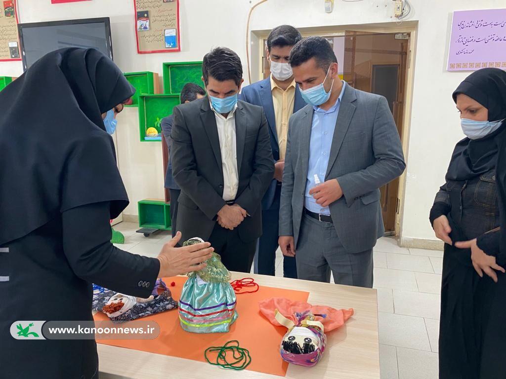 اولین نمایشگاه «عروسک سازی ماسک های نجات بخش» افتتاح شد