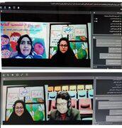 مرز میان هنرهای روایی و هنرهای نمایشی موضوع نشست مجازی انجمن قصه گویی کانون کردستان بود