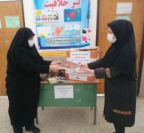 فاز سوم طرح اهدای کتابهای کانونی به روستاهای کمتر توسعه یافته