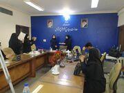 تجلیل از بانوان نویسنده کانون پرورش فکری کودکان و نوجوانان استان مرکزی