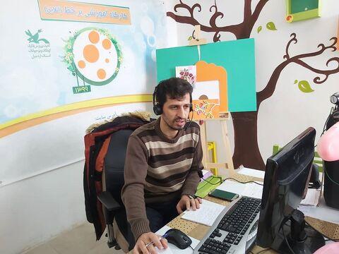 کارگاههای برخط (آنلاین) کانون استان اردبیل در فصل پاییز
