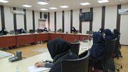 جلسه تحلیل عملکرد شش ماههی حوزهی فرهنگی کانون سیستان و بلوچستان برگزار شد