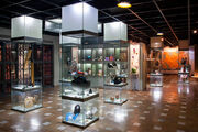 موزه ملی هنر و ادبیات کودک کانون توسعه مییابد