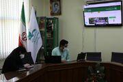 چهارمین نشست مجازی مربیان کانون فارس برگزار شد