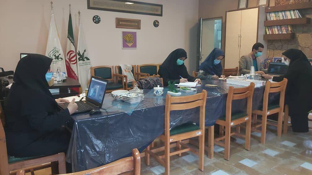 وبینار راهبردی کانون استان قزوین