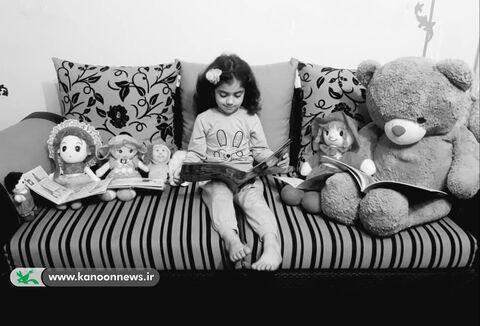 آثار برگزیده و شایسته تقدیر مسابقه عکاسی «کتاب جان سلام»