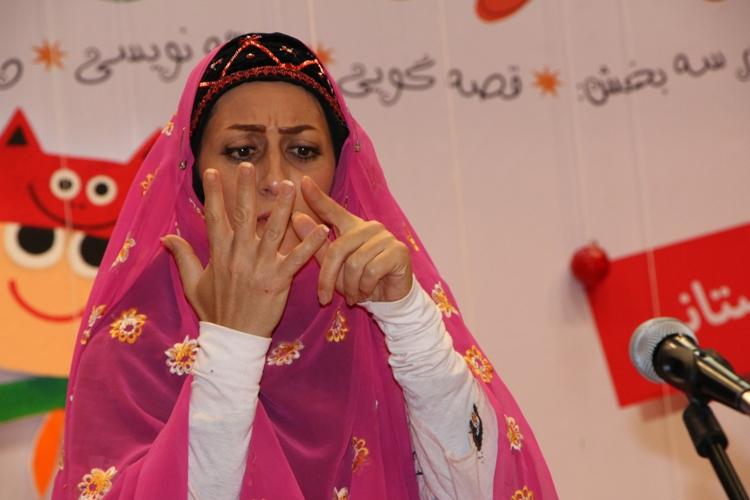جشنواره بهانهایست برای گسترش مهارت قصهگویی