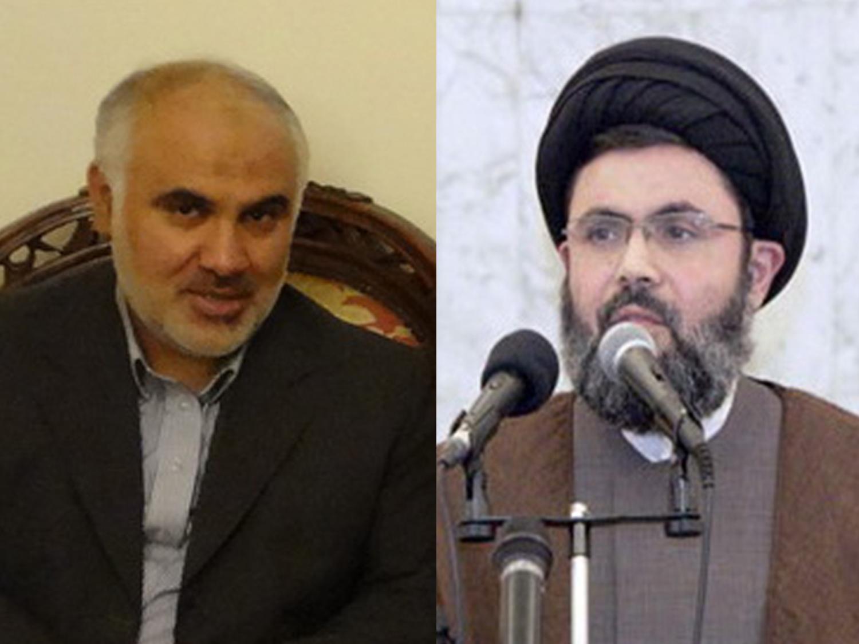 دیدار مدیرعامل کانون با رییس اجرایی حزبالله و سفیر ایران در لبنان