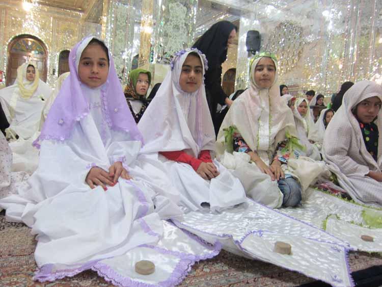 جشن نیمه ی رمضان در مراکز کانون فارس