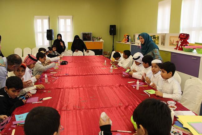 مشارکت دانشآموزان قطری در فعالیتهای هفتهی دوستی ایران