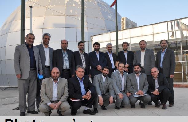 برگزاري جلسهي شوراي معاونين اداره کل آموزش و پرورش استان زنجان در مرکز علوم و نجوم