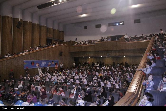 استقبال رو به افزایش کودکان و نوجوانان تهرانی از برنامههای جشنواره یک هفته با کانون