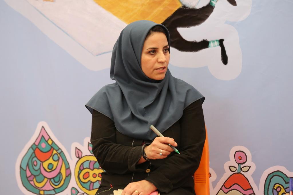 انتصاب انسیه موسویان بهعنوان سرپرست آفرینشهای ادبی هنری کانون