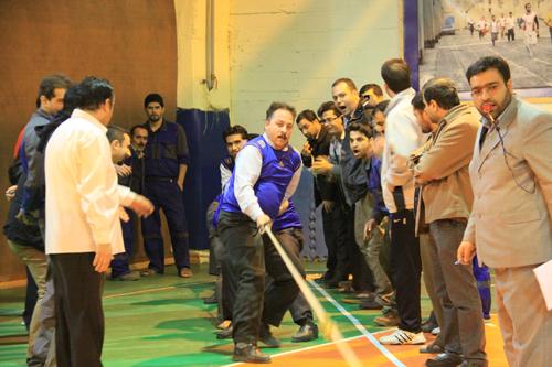 آغاز رقابتهای ورزشی کارکنان کانون در آستانهی دهه فجر انقلاب اسلامی