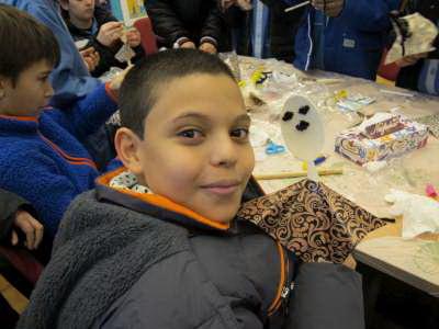 هفتهی دوستی کودکان ایران و روسیه در ولگوگراد