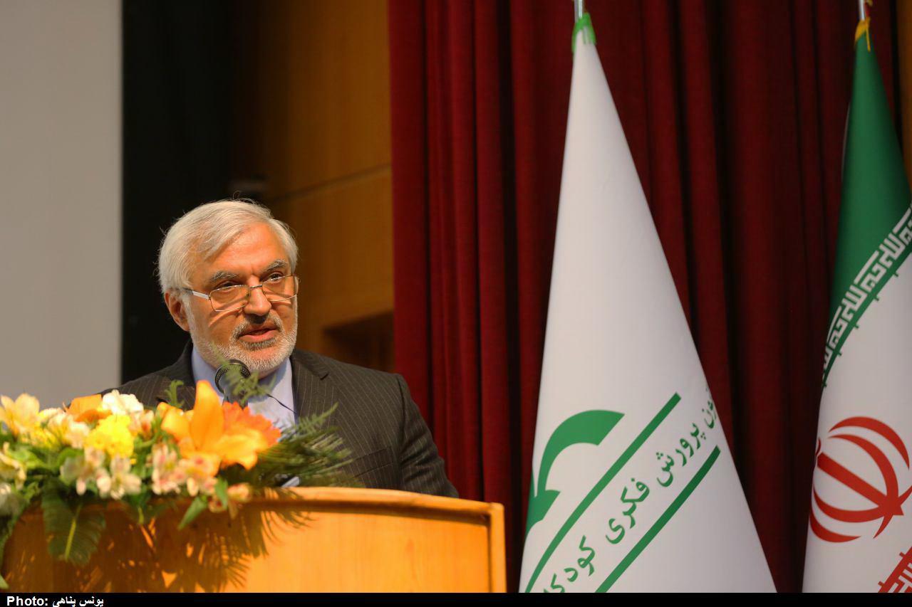 عليرضا حاجيانزاده، مدير عامل کانون پرورش فکري کودکان و نوجوانان