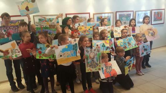 هفتهی دوستی کودکان ایران و روسیه 1