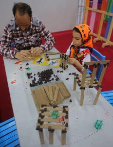 پرورش مهارتهای ذهنی کودکان با سرگرمیهای سازنده