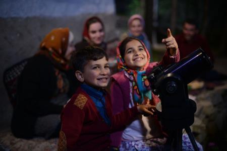 پایان رویاها نامزد جایزه بهترین فیلم بلند کودک آسیا پاسیفیک شد