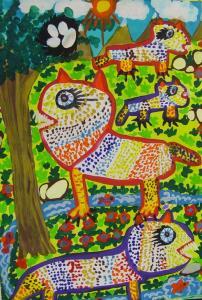 جایزههای بوسان برای کودکان زیست محیطی ایران
