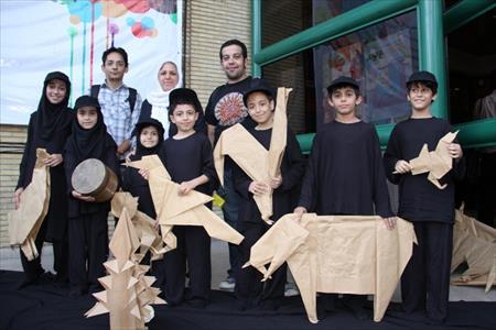 روز چهارم بازار تئاتر کودک و نوجوان به روایت تصویر