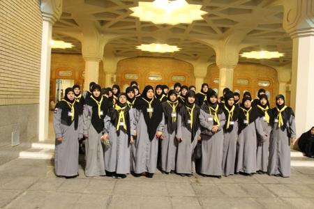 اردوی اولین گروه از مربیان موسسه کشافهالمهدی(عج)لبناندرسال92